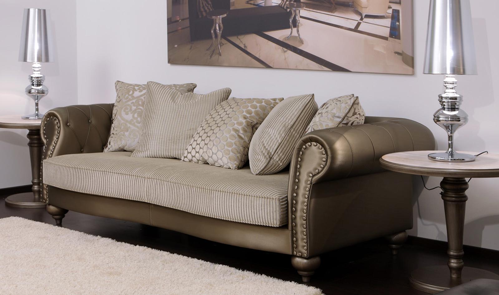 Κλασικά έπιπλα - καναπές King
