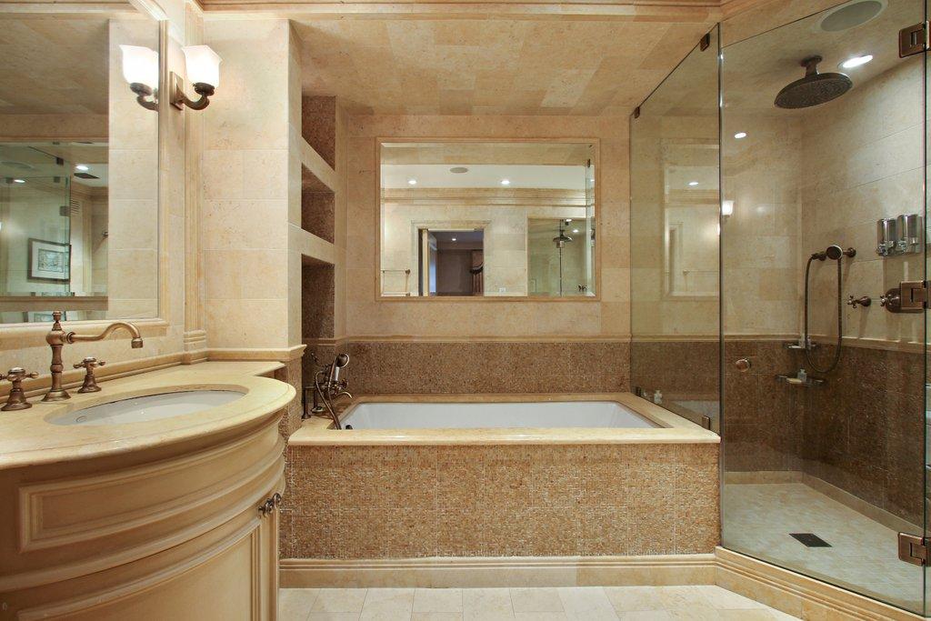διαμέρισμα του David Bowie - μπάνιο